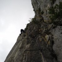 Via Ferrata Via Corda
